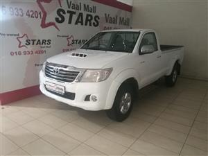 2012 Toyota Hilux single cab HILUX 2.8 GD 6 RB RAIDER P/U S/C