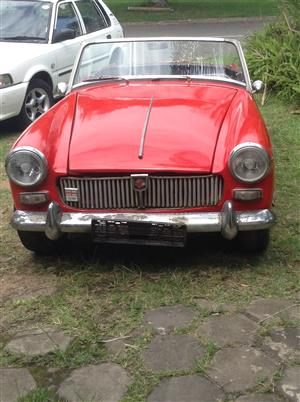 1971 MG Roadster for sale