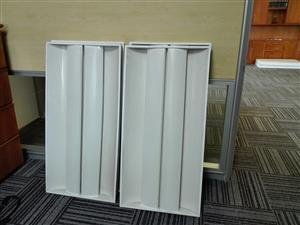Office or factory panel lights