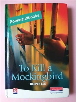 To Kill A Mockingbird - Harper Lee.