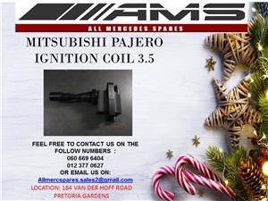 CHRISTMAS SPECIALS !!! MITSUBISHI PAJERO IGNITION COIL FOR SALE