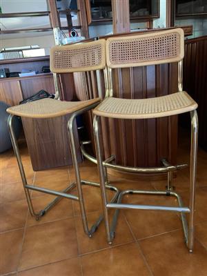 Gamma Breuer Bar stools
