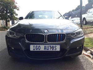 2014 BMW 3 Series 320i Edition M Sport Shadow sports auto