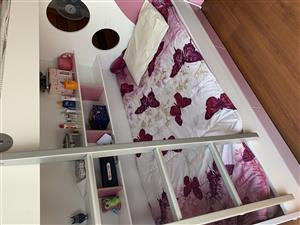 Girls mokki bunk bed