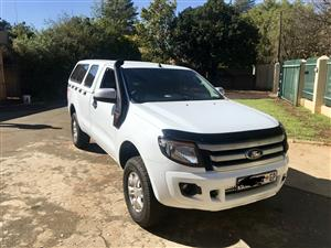 2013 Ford Ranger single cab RANGER 2.2TDCi XL 4X4 P/U S/C