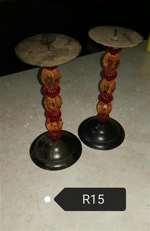 Candle stands for sale