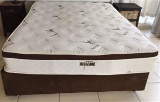 Brand new Queen size base for queen bed with no mattress