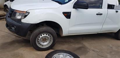 Ford Ranger T6 Tyres&rims
