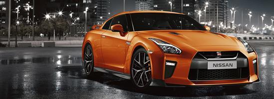 2019 Nissan GT-R Black Edition