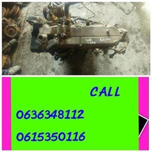Tata vista 350 A engine R10000