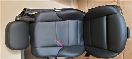 Selling my BRAND NEW BMW M3 E46 Seats, arm & handbrake holder- Leather only