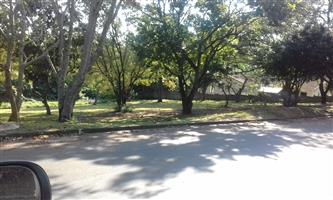 1000sqm prom Land in Mtunzini North Coast