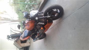Honda 600 f complete bike
