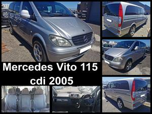 Mercedes Vito 115 cdi 2005 spares for sale.
