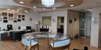 Jewelry studio (or exhibition hall) for sublet