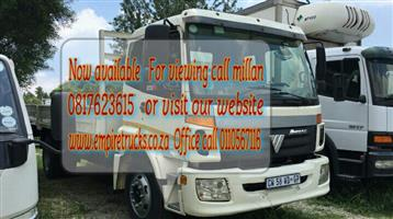 Foton aumani180p 8ton dropside truck on sale