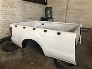 Ford Ranger 2016 T6 long wheel base loadbin