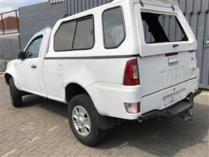 Tata Xenon 3.0 Baseline stripping for spares