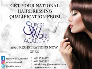 National Hairdressing Qualification