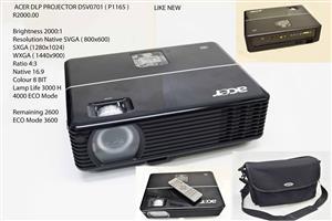 ACER DLP PROJECTOR DSV0701 ( P1165)
