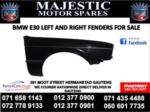 Bmw E30 fenders for sale