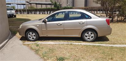 2005 Chevrolet Optra 1.6 LS