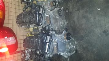 Toyota Etios engine