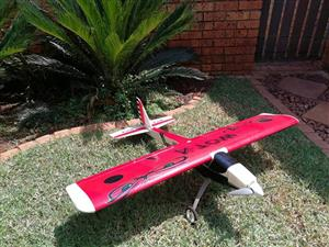 Rc electric plane