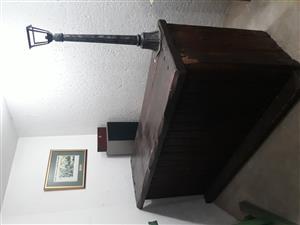 Sleeper wood bar 2m