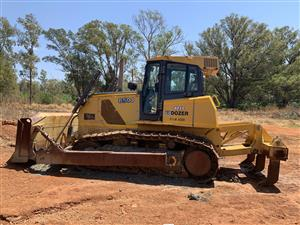 Bell 850J Dozer Just had major sevice