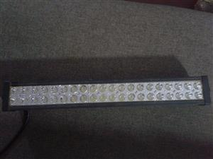 LIGHT BAR. . . VERY BRIGHT! ! !