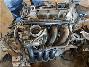 1.6 VW Polo Vivo Engine (CLP and CLS)
