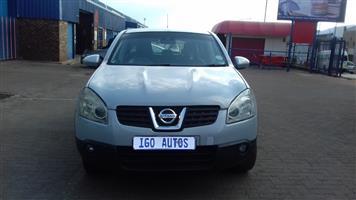 2008 Nissan Qashqai 2.0 Acenta n tec