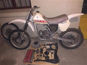 1985 Yamaha YZ85