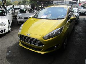 2013 Ford Fiesta 1.4 5 door Trend