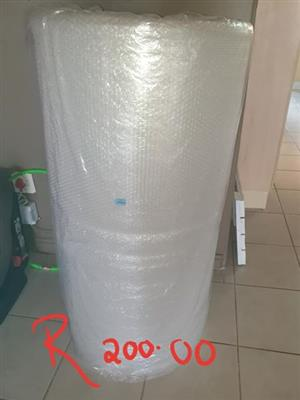 Roll of bubble wrap for sale