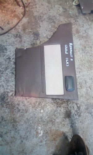 RENAULT 5 LEFT REAR DOOR PANEL  - USED GLOBAL