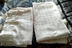 White table cloths for sale