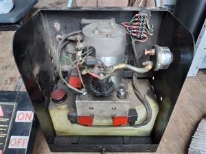 Hydraulic power pack 24 v0lt