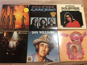 Long play records, antiques, R120 each, in Vanderbijlpark