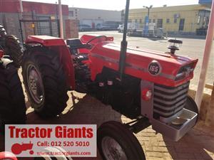 165 Massey Ferguson tractor (956)