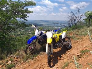 2006 Suzuki RM250