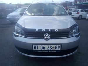 2014 VW Polo Vivo 5 door 1.4 Blueline