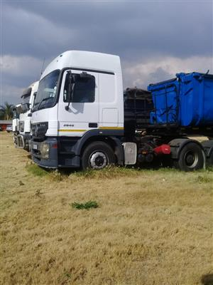 TRUCKS & TRAILER Investment, garanteed 2 year contracts!!!