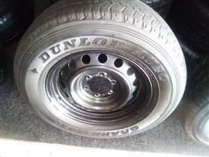 Spare wheel Toyota Fortuner 6x139 PCD R799.