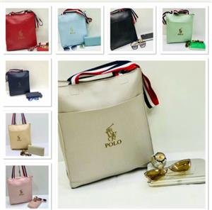 Polo Combo Bag With Phone Wallet