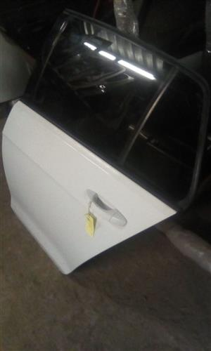 VW Golf 7 Left Rear Doors