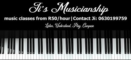 MUSIC LESSONS, FROM R50 PER HOUR