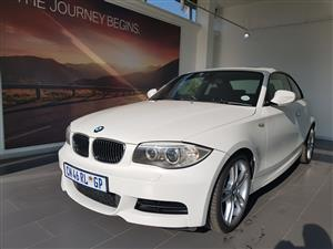 2013 BMW 1 Series 135i coupe M Sport auto