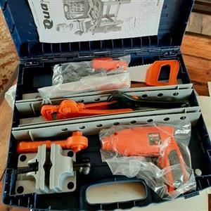 Toy Toolset & Workbench
